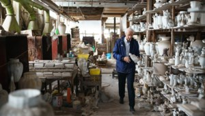 Gerd Leers stuit op verborgen schatkamer: 'Het was alsof ik een sarcofaag opende'
