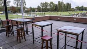 Amateursportclubs zien controle aan kantinedeur niet zitten