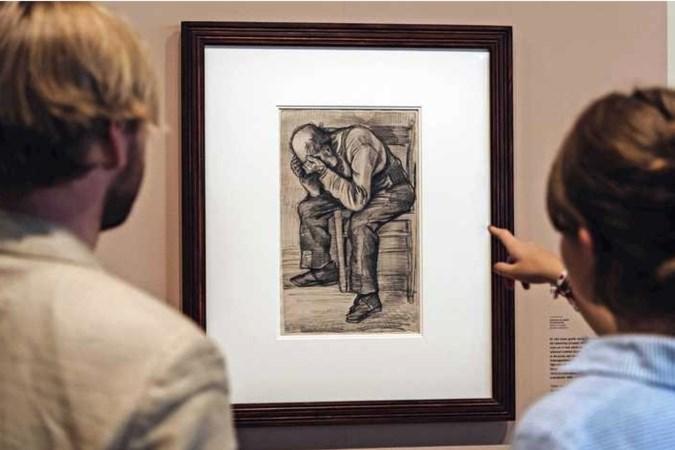 Onbekende tekening van Vincent van Gogh ontdekt