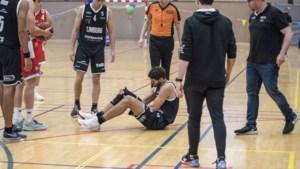 Drama voor BAL-speler Eudy: via raketten op Jeruzalem naar een blessure in Kerkrade