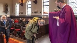 Pastoor Ivo Krewinkel geeft lezing