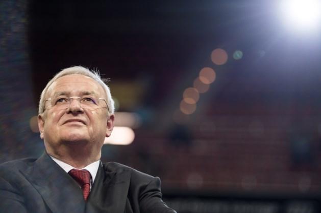 Aanklagers bij begin proces rond 'dieselgate': topman Volkswagen wist al langer van gesjoemel