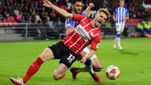 Spektakel in Eindhoven maar PSV nog niet helemaal verlost van Spaanse benauwdheid