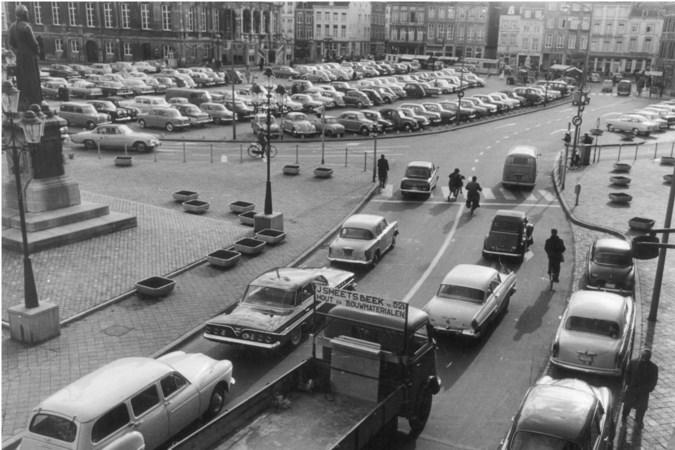 Parkeren op de Markt kan allang niet meer, maar Maastricht wil nog minder blik in de binnenstad