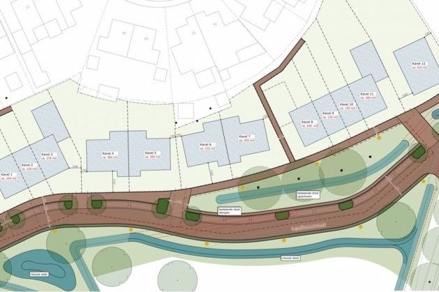 Nieuwbouw elf woningen Swartbroek gestart