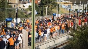 88 bezoekers GP Zandvoort positief getest, geen grote uitbraken