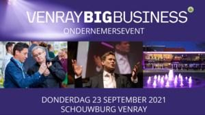 Venray Big Business: uitverkochte beursvloer én Jos Burgers op 23 september