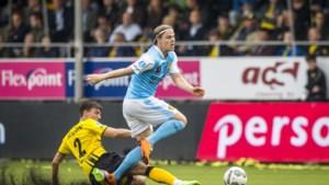 Spits Jorn Vancamp duikt weer op bij Roda JC