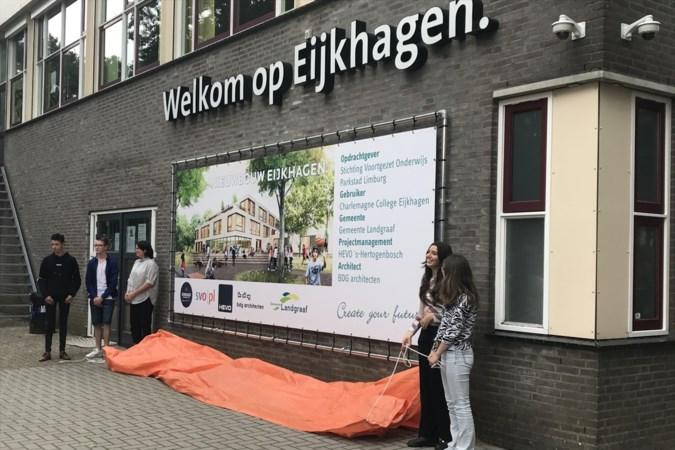 Leerlingen Eijkhagen mogen meebeslissen hoe hun school eruit komt te zien