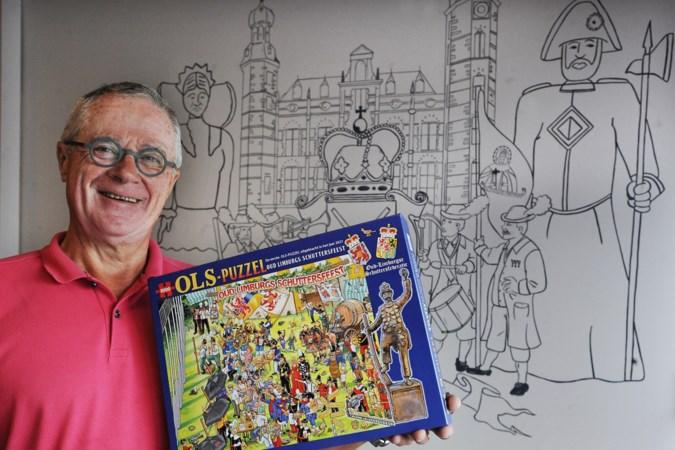 Akkermansgilde en Leon Peeters vertalen het 'echte' OLS-gevoel in duizend puzzelstukjes