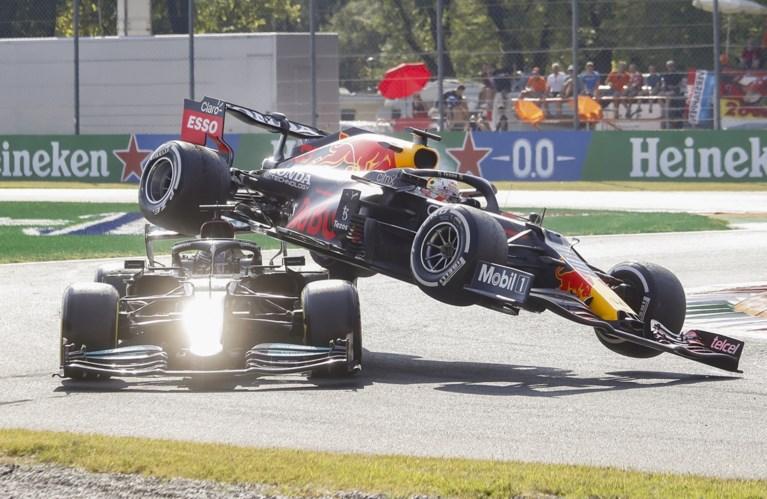 Teambaas Verstappen: Hamilton had ook straf moeten krijgen