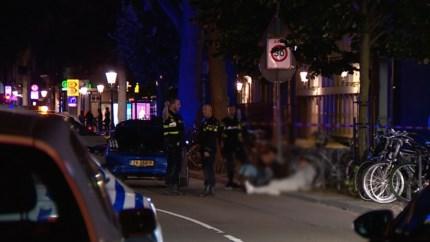 Wilde achtervolging met schoten vanuit auto's in centrum Maastricht