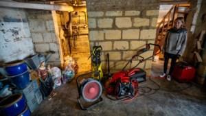 Twee maanden na de overstroming in Valkenburg: al weken draaien de ventilatoren en drogers dag en nacht