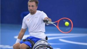 Paralympisch tenniskampioen Sam Schröder geridderd