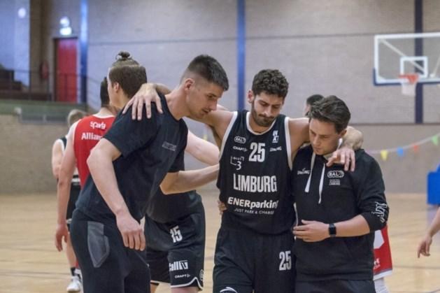 Enorme tegenvaller voor Basketbal Academie Limburg: Andrew Eudy keert niet terug