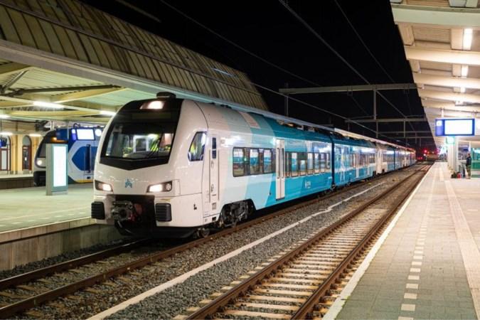 Groen licht voor wekelijkse Arriva-nachttrein Maastricht-Schiphol