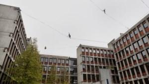 ABC-constructie rond CBS-gebouw; Heerlen wijst voor mogelijke kosten en verantwoordelijkheid naar de Staat