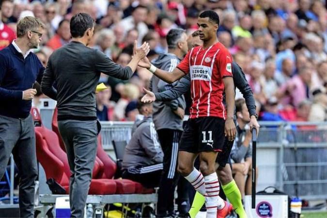PSV-trainer Roger Schmidt reageert op kritiek wisselbeleid