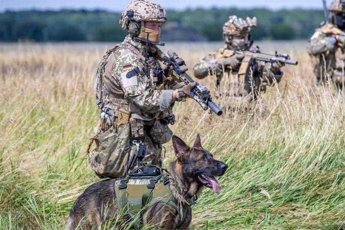 Duitse leger onderzoekt extremisme binnen eigen gelederen