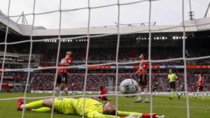 Gegoochel Schmidt leidt tot vernedering PSV