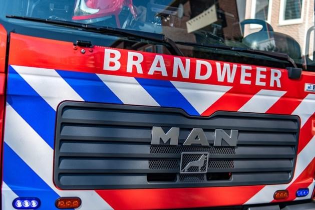 Stacaravan brandt uit op camping De Hatenboer in Roermond