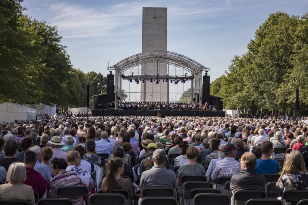 Liberation Concert op de Amerikaanse begraafplaats via livestream te volgen