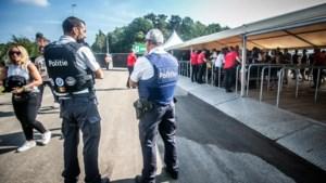 Ruim honderd festivalgangers Extrema Extra betrapt met drugs