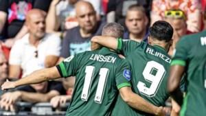 PSV in eigen huis hard onderuit in topper tegen Feyenoord