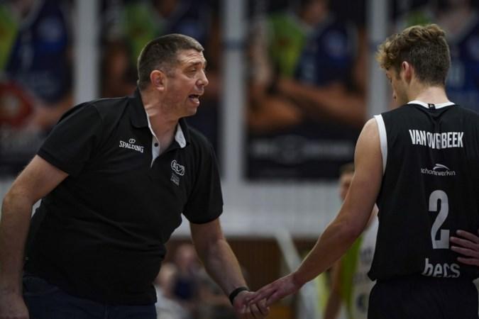 BAL-coach Varagic woedend: Leiden wordt altijd beschermd door de scheidsrechters