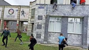Zeker zes doden door schietpartij op Russische universiteit