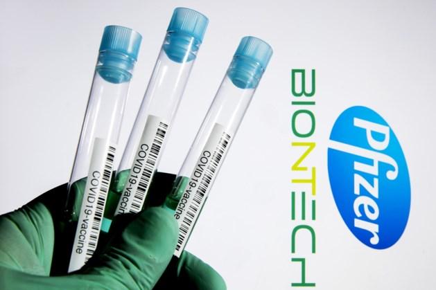 Pfizer en BioNTech: coronavaccin werkt ook bij 5- tot 11-jarigen