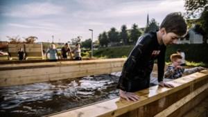 Soppende schoenen en bruin Ajax-shirt: leerlingen Groenewald leven zich uit op parcours Holy Hill Obstacle Run