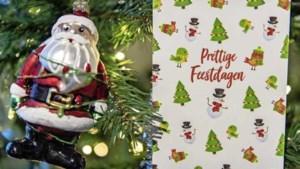 'Kerstkaarten dit jaar fors duurder'