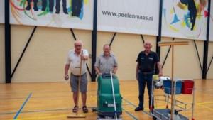 Peelpush zoekt vrijwilliger voor schoonmaken sporthal en kantine Meijel