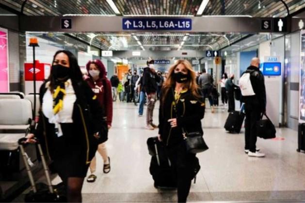 VS laten gevaccineerde reizigers uit EU en VK toe vanaf november