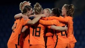 Voetbalsters vieren in IJsland eerste zege onder Parsons