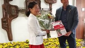 Japanse Eri Yonamine rijdt op WK ook een beetje voor Valkenburg