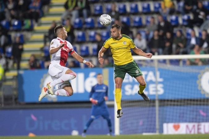 Ajax veel te sterk voor Fortuna: op een gegeven moment ga je naar de klok kijken