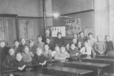 Een interieurverzorger was in vroeger tijden nog gewoon een schoolpoetser