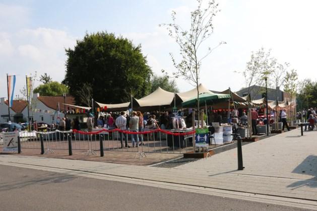 Zelfontworpen dorpsplein Partij; een unieke samenwerking tussen inwoners, een architect en de gemeente