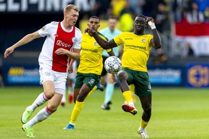 Perr Schuurs: ik blijf fan van deze club, al ben ik uiteraard blij met dit resultaat