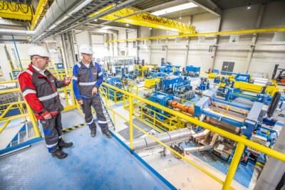 Innovatief NedZink elektrificeert alle ovens en slaat met nieuwe fabriek een duurzame koers in