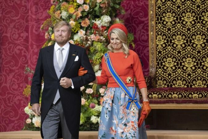 Koning gaat in troonrede in op watersnood in Limburg: 'bescherming tegen hoogwater allerhoogste prioriteit'