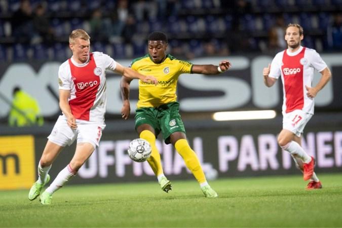 Rapport van Fortuna: Ajax heel veel maatjes te groot, meerdere onvoldoendes bij Fortuna