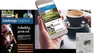 Van 'timmerman valt van ladder' tot onderzoeksjournalistiek: in vogelvlucht door 175 jaar Limburgse kranten