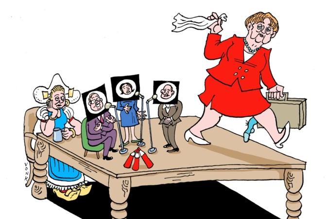 Waarom moeten we meer op Duitse en minder op Amerikaanse verkiezingen focussen?