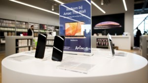 Winkelketen Amac profiteert van grote vraag naar MacBook en iPad