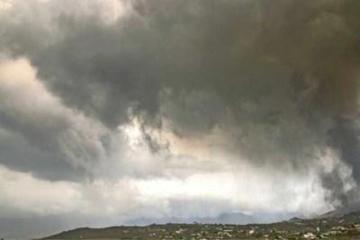 Toeristen vast op La Palma: 'Het regent hier as'