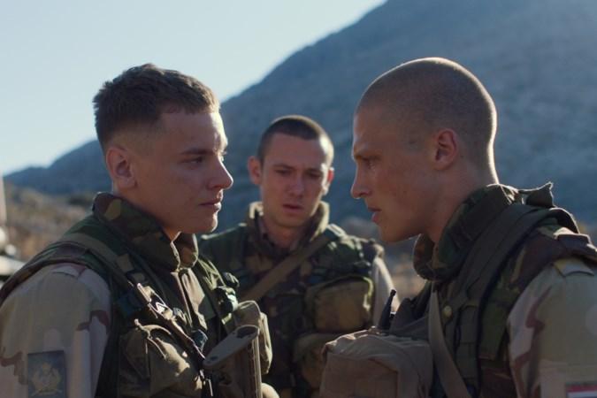 Joes Brauers in nieuwe speelfilm 'Do not hesitate' als soldaat met dank aan sportschool