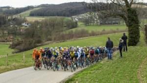 Karige Volta Limburg Classic Toertocht voor renners zonder coronapas